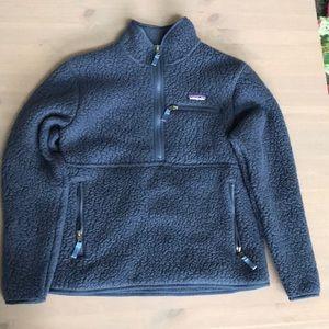 Patagonia Sweaters - New* Patagonia Women's Retro Pile Fleece Marsupial